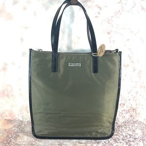 Authentic Burberry Canvas Totes